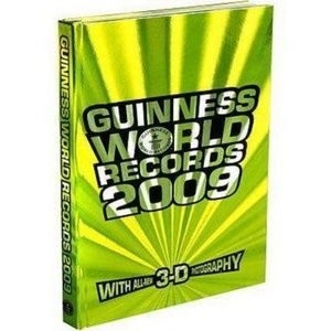 Other - Guinness: World Records 2009 Hardcover